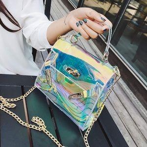 Iridescent Handbag